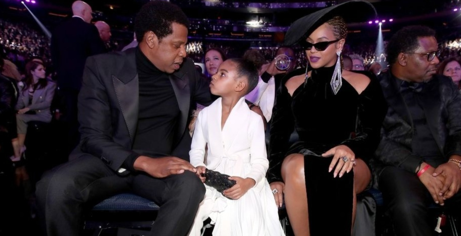 Beyoncé and Blue Ivy Have Arrived at the Grammys and They Look Incredible