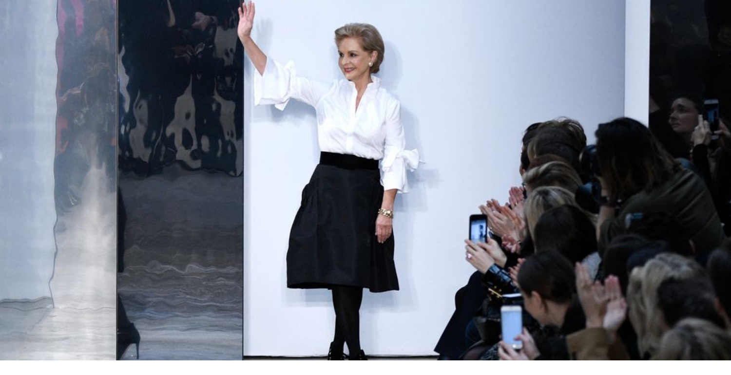 Carolina Herrera To Step Down After New York Fashion Week