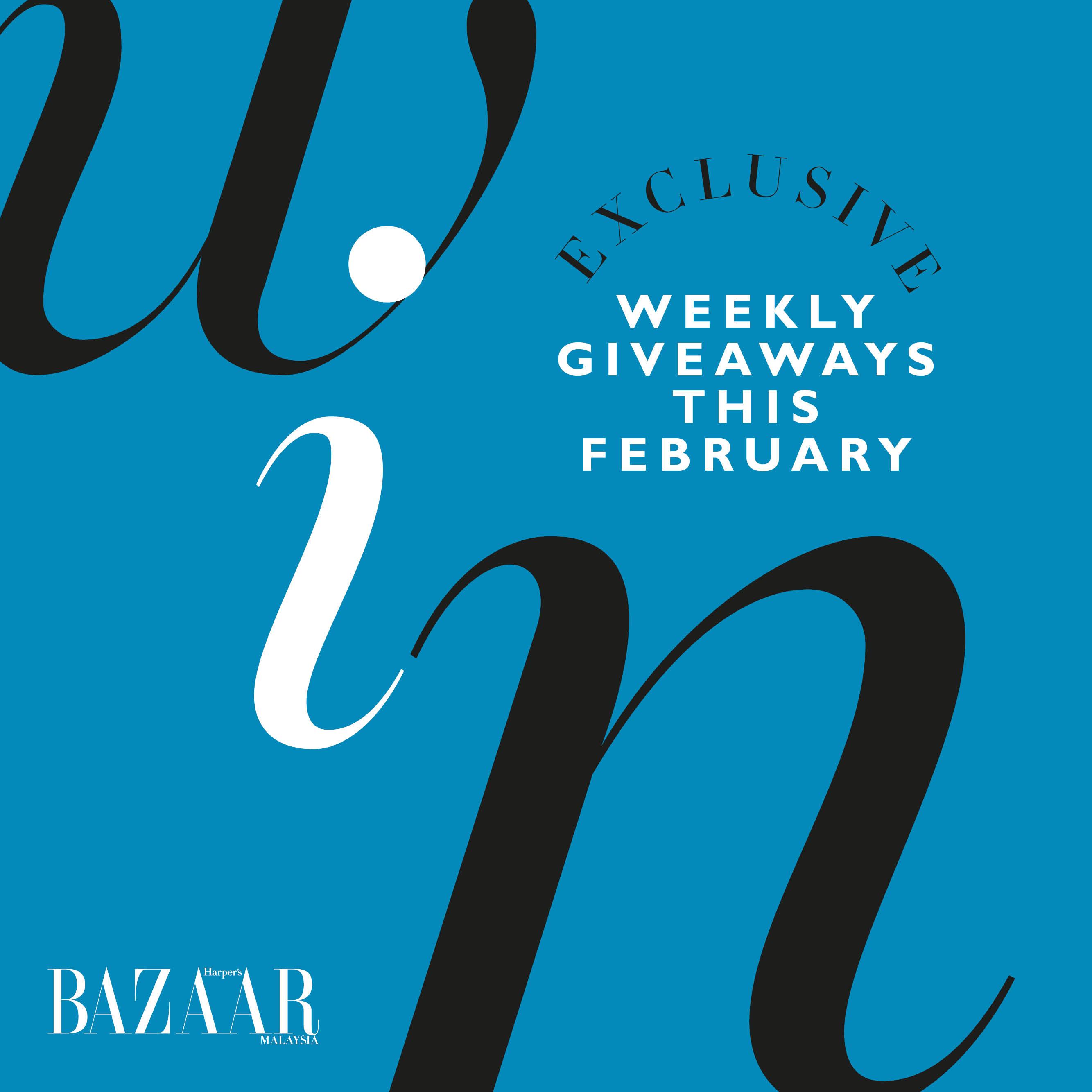 Harpers bazaar luxury sweepstakes 2018