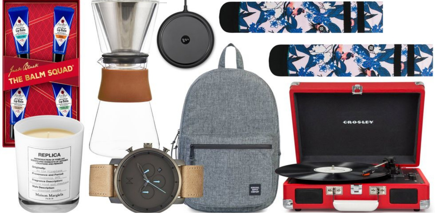 Valentine's Gifts For Your New Boyfriend
