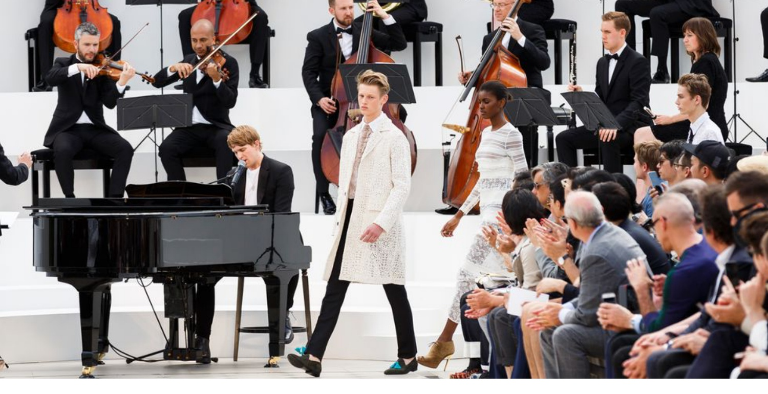 Burberry Celebrates Christopher Bailey's 17 Years At The Brand With A Dedicated Playlist