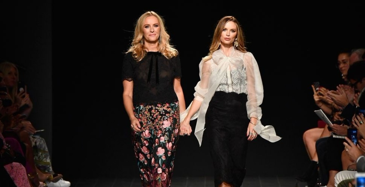 Georgina Chapman Cancels Marchesa's New York Fashion Week Show