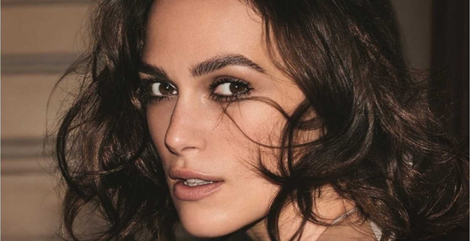 Behind The Scenes of Chanel's New Fragrance Campaign with Keira Knightley
