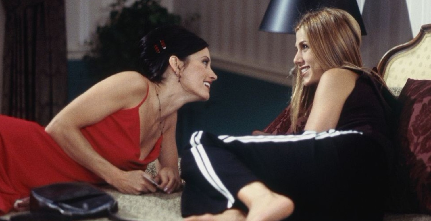 Jennifer aniston teases the possibility of a 39 friends for Sofa jennifer aniston