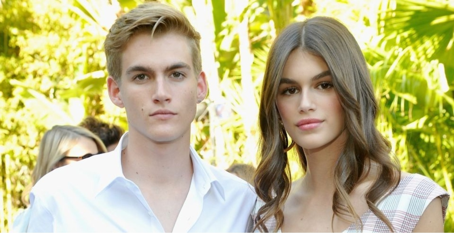 Presley Gerber Gets Tattoo Tribute To Sister Kaia