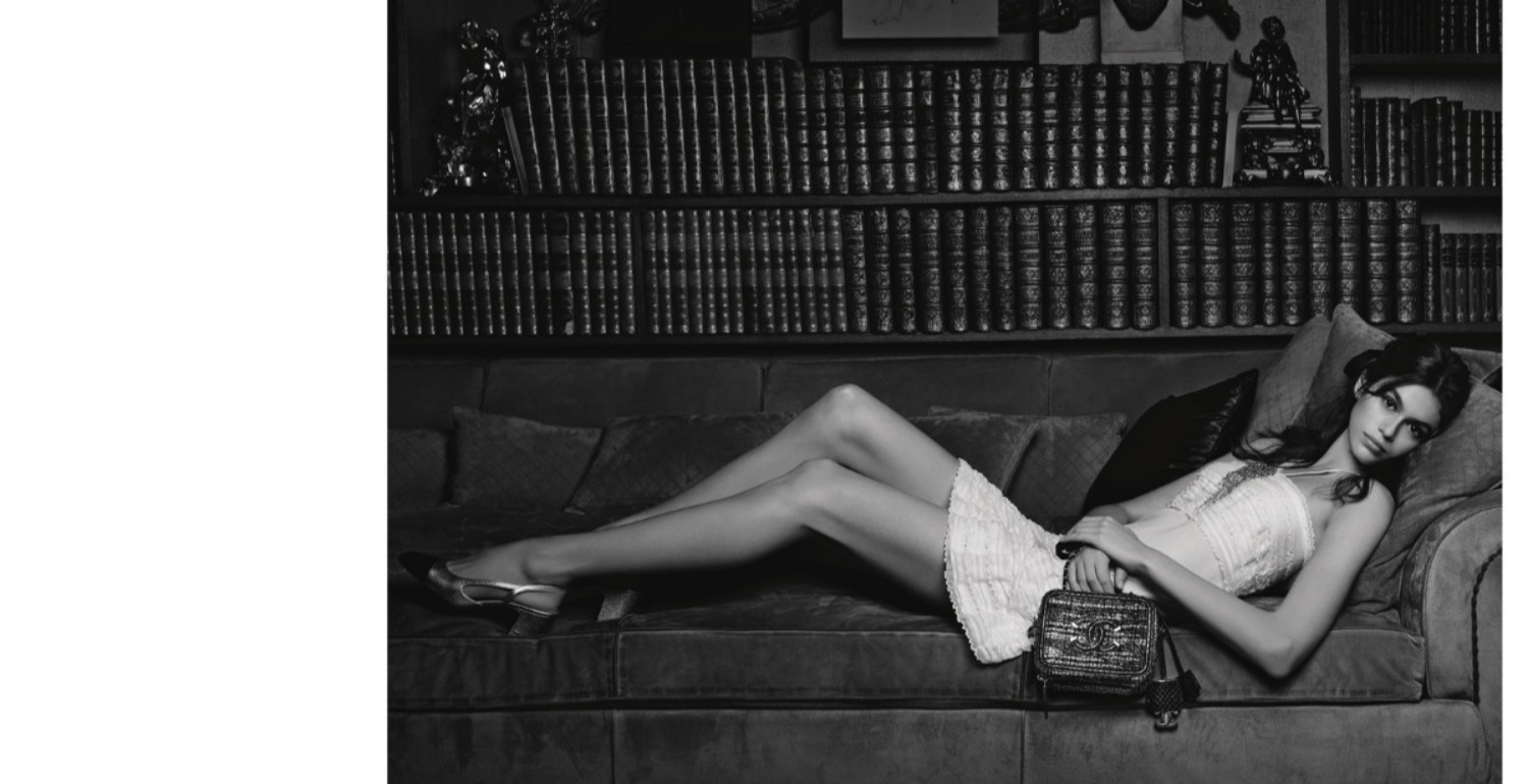 Kaia Gerber Lands Her First Chanel Campaign
