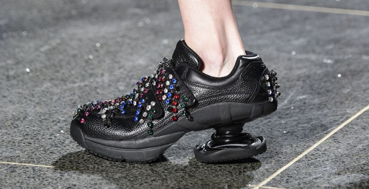 Christopher Kane Just Took The Ugly Shoe Trend To A New Level