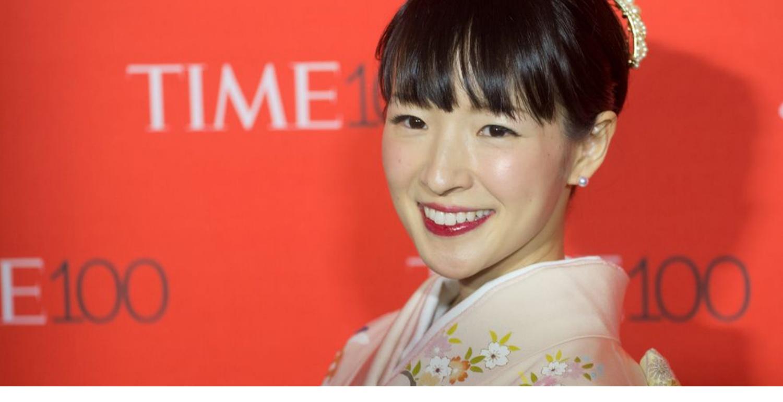 Marie Kondo's Genius Tidying Skills Are Coming To Netflix Soon