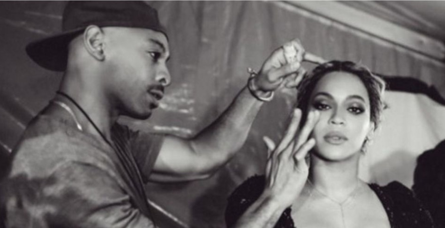 Beyonce's Make-Up Artist Sir John on Inclusive Beauty and Instant Glamour Gratification
