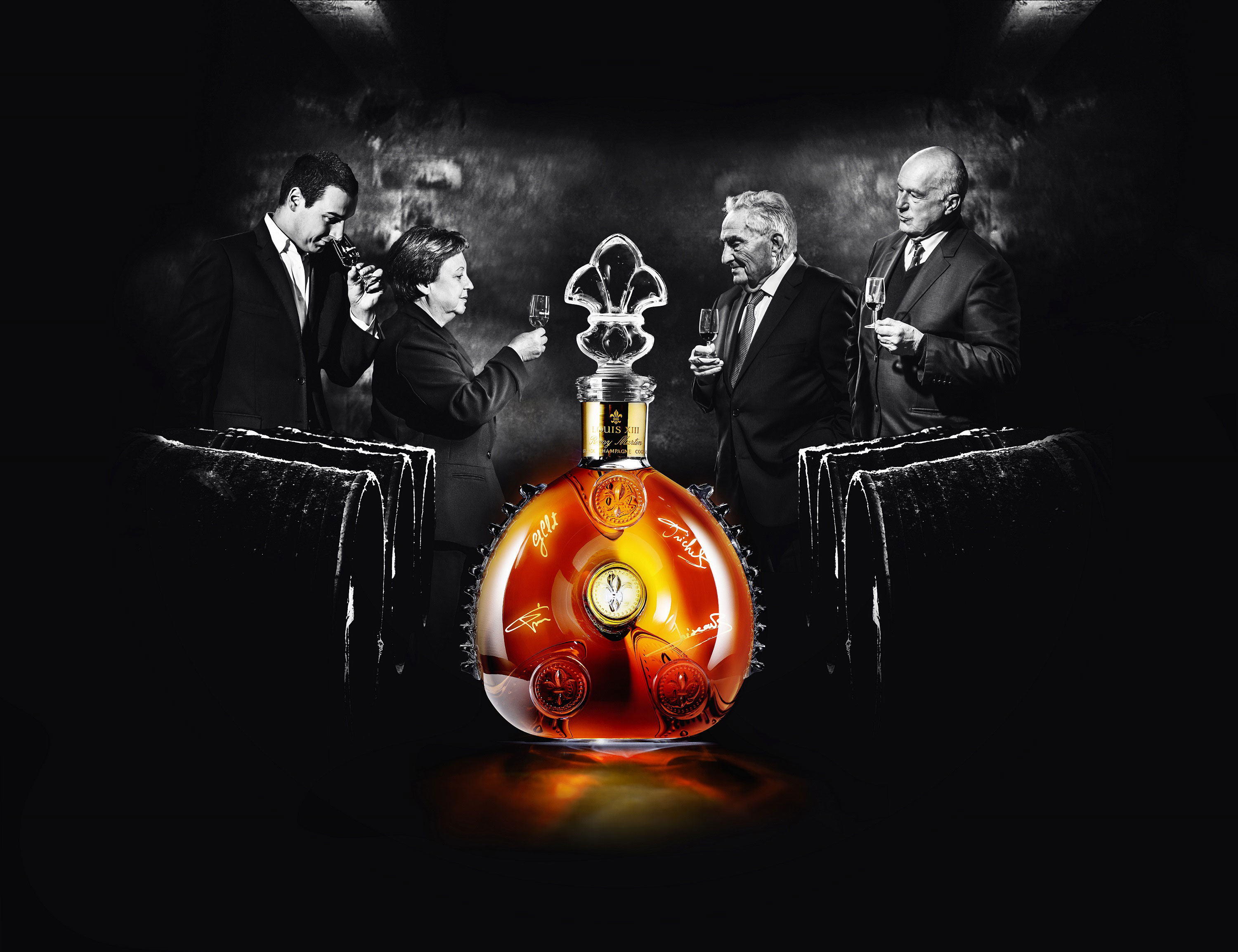 Louis XIII Releases Once-In-A-Lifetime Decanter