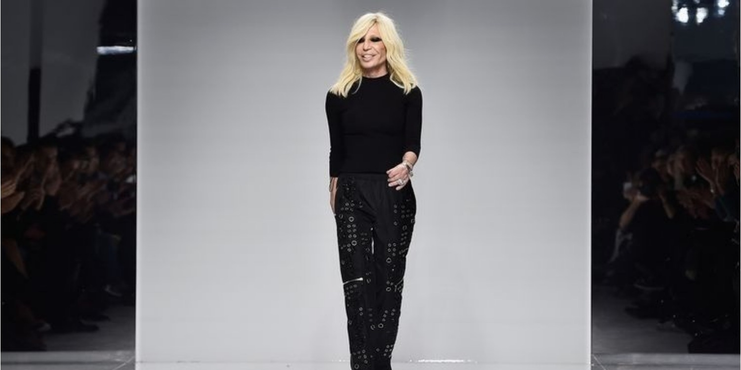 Donatella Versace Will No Longer Use Fur