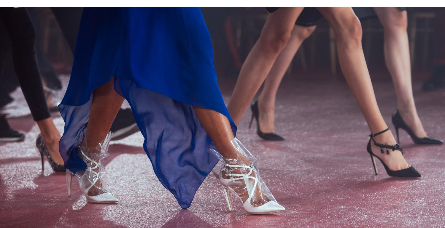 Princess & The Choo: Jimmy Choo and Off-White's Capsule Shoe Collection