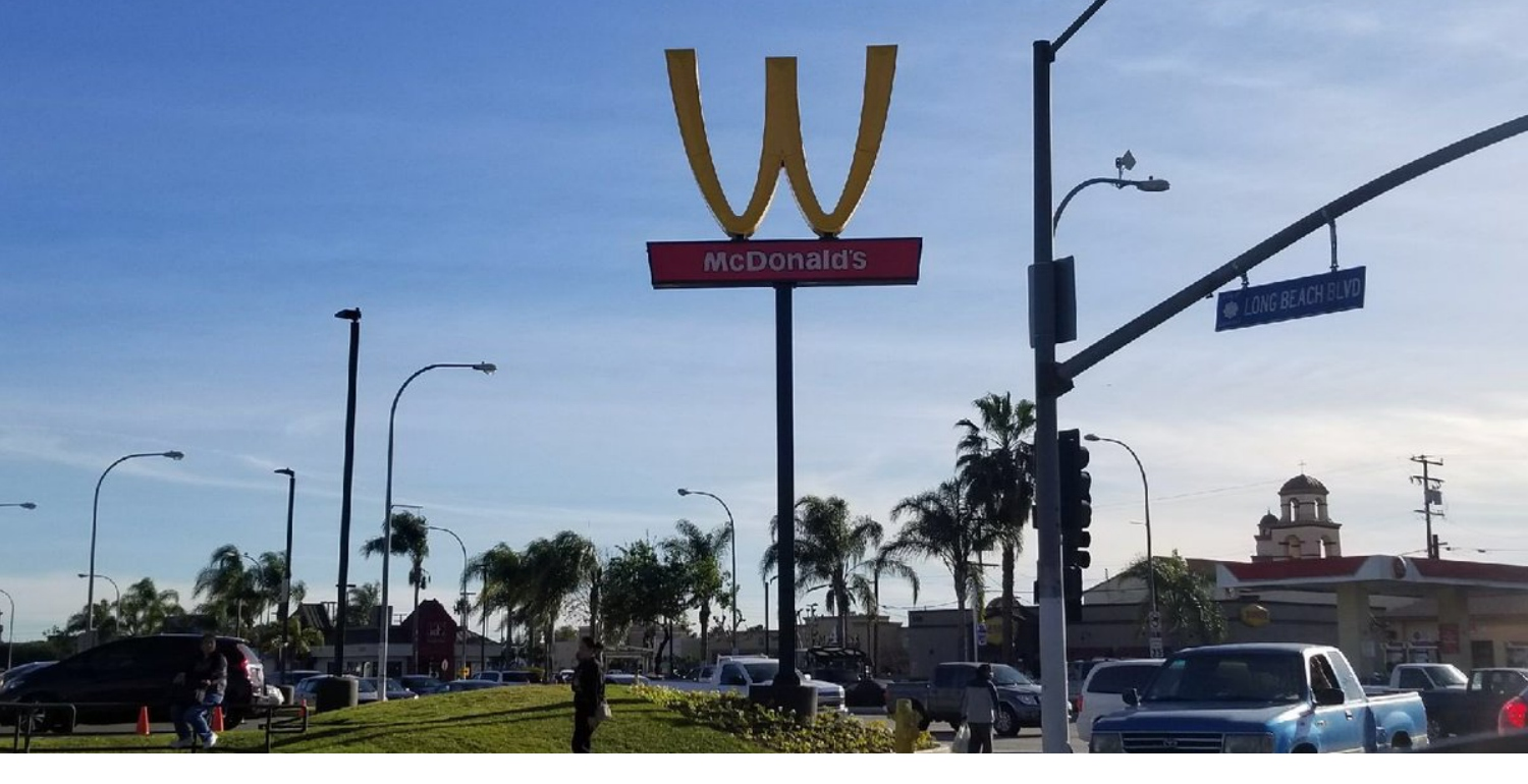 McDonald's Celebrates International Women's Day by Inverting Its Iconic M Sign
