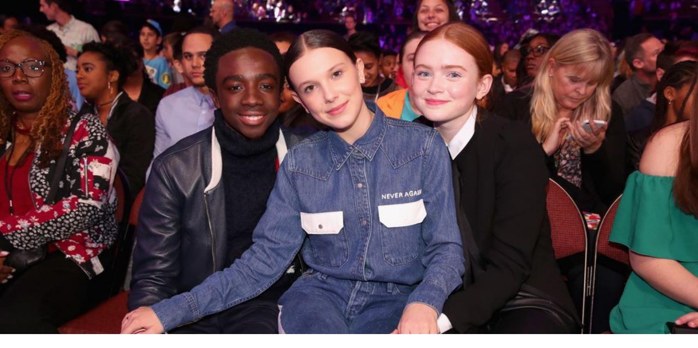 Millie Bobby Brown Honours Parkland Victims in Custom Calvin Klein