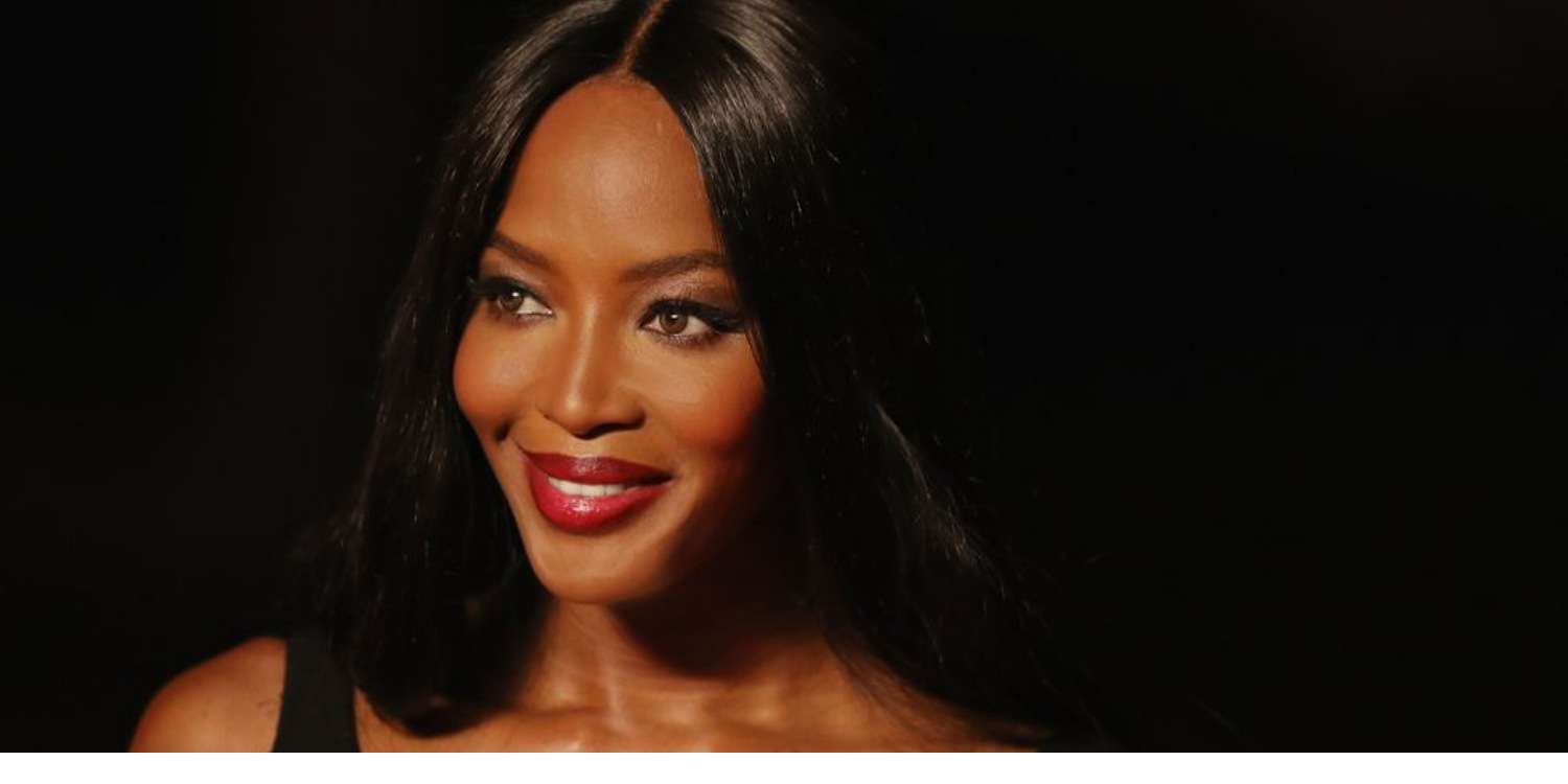 Naomi Campbell to Receive the CFDA Icon Award