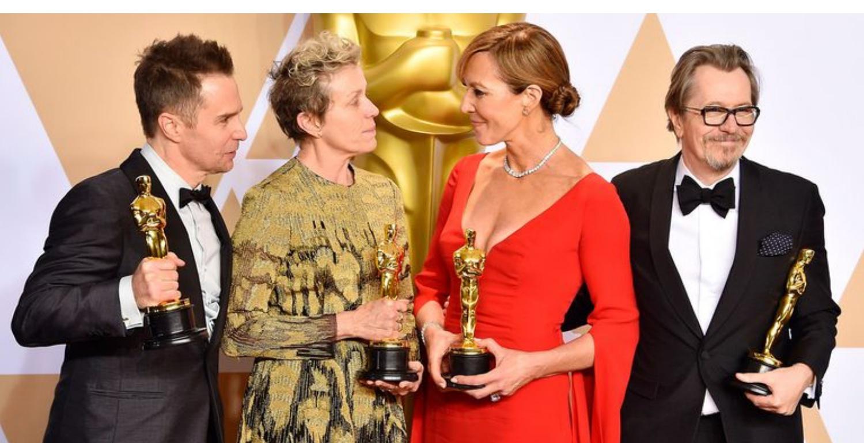 Last Night Saw the Fewest Female Oscar Winners Since 2012