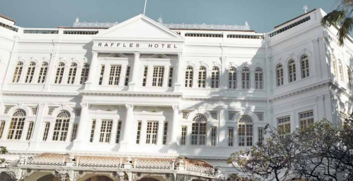 Singapore's Beloved Raffles Hotel Is Getting A Massive Renovation