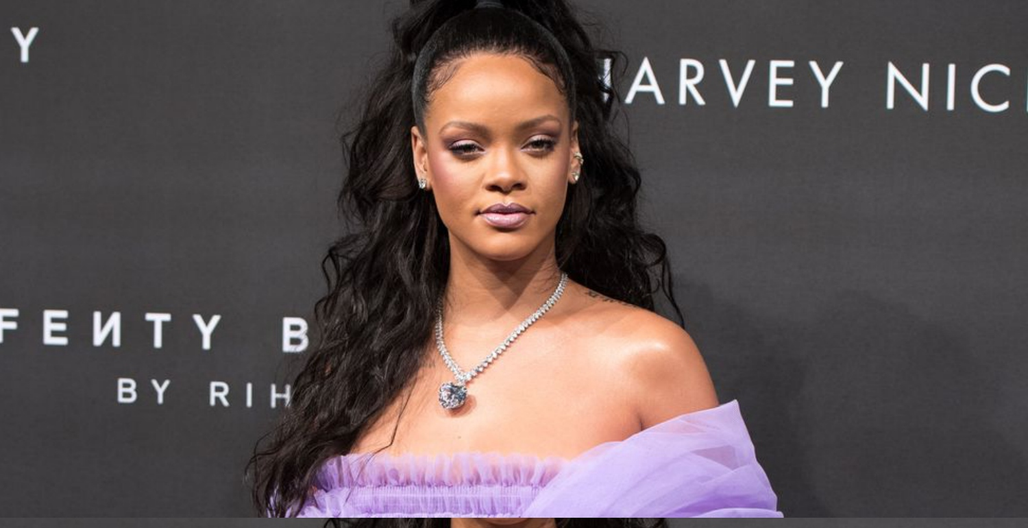 Rihanna Is Reportedly Launching a Lingerie Line and She Can Take All Our Money Now