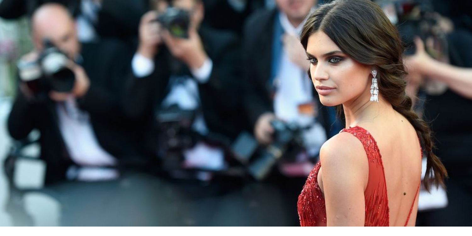 Sara Sampaio is Tired of Being Shamed for Being Sexy
