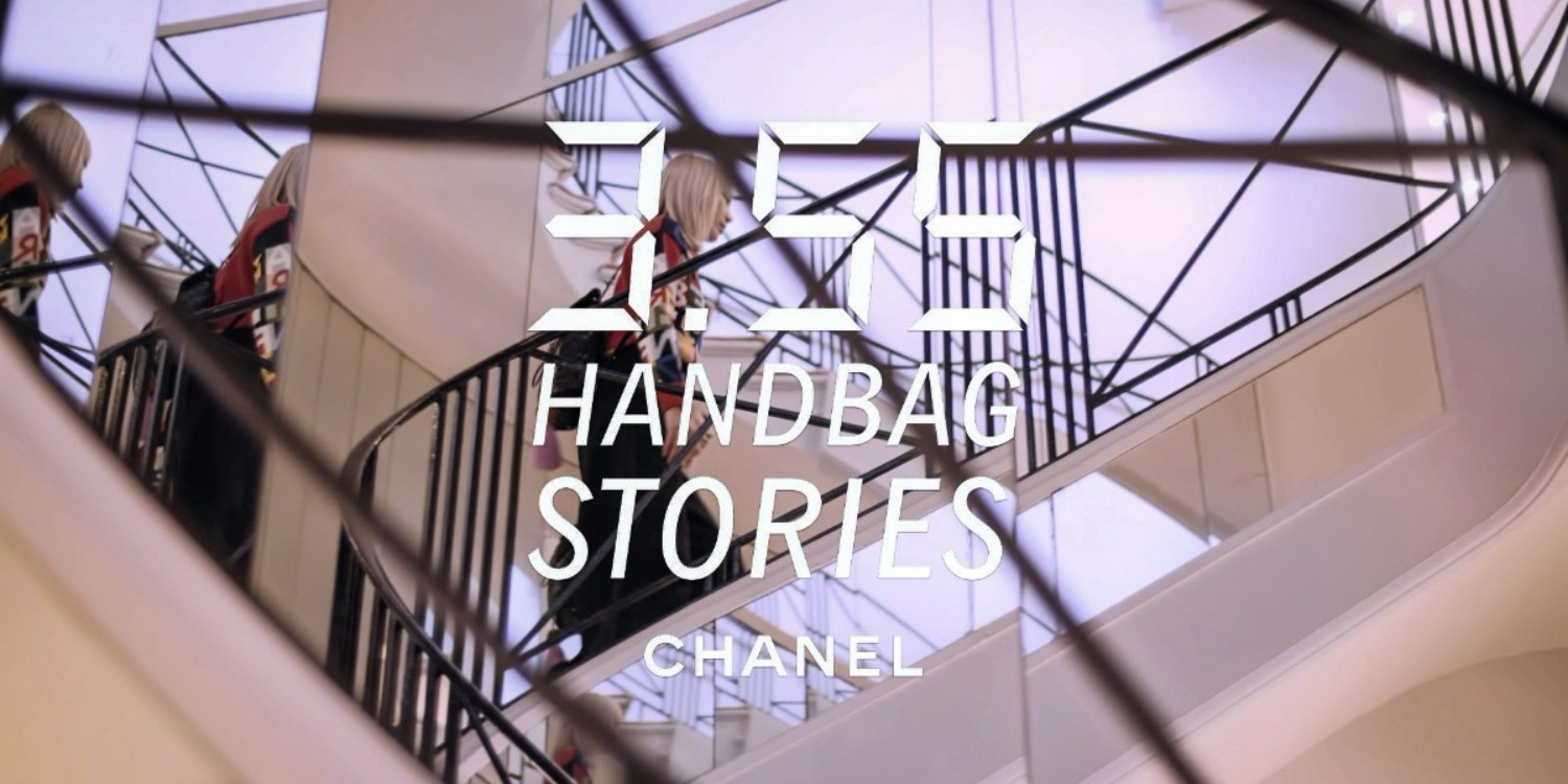 Tune In To Chanel's 3.55 Podcast with Amanda Harlech and Veronika Heilbrunner