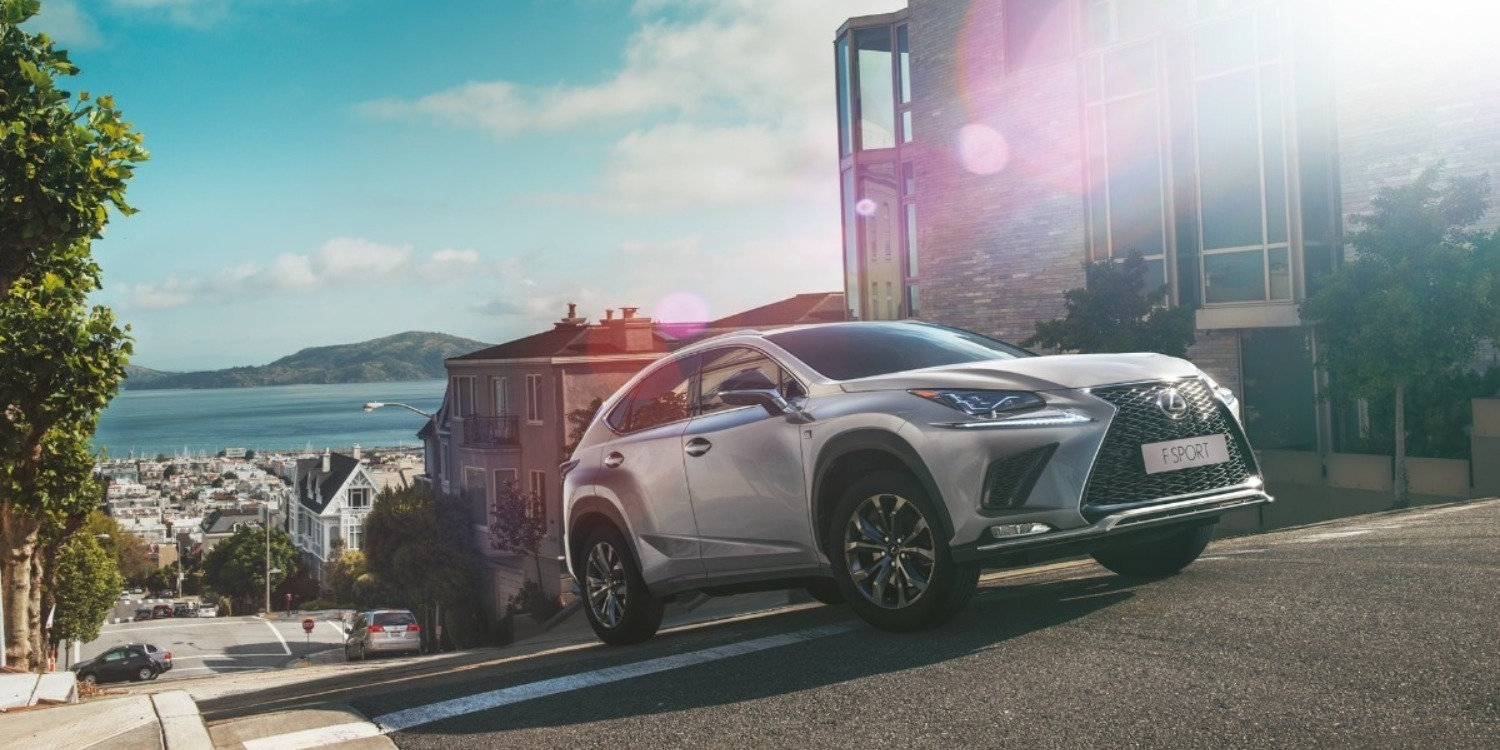 Introducing The 2018 Lexus NX Range