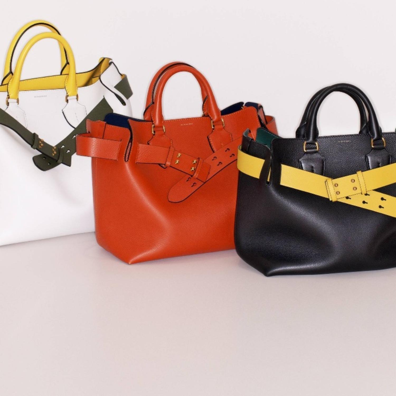 6d41842e9fd Burberry's Belt Bag Is Our New Everyday Accessory - Harper's Bazaar ...
