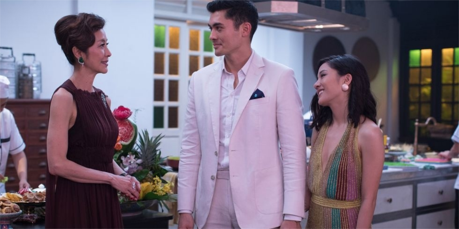 The Crazy Rich Asians Trailer Is Here To Make Your Week