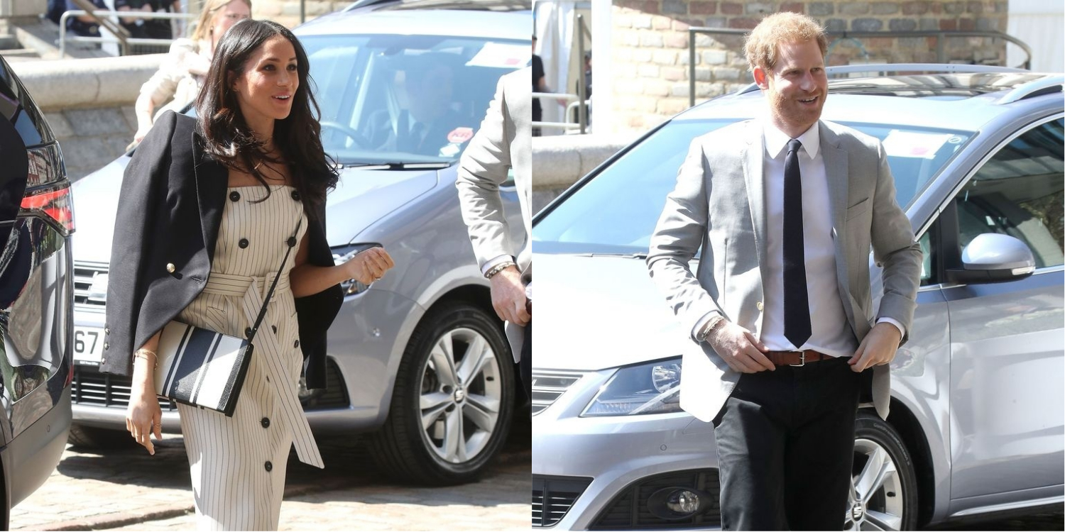 Meghan Markle and Prince Harry Start Their Work with The Commonwealth Youth Forum