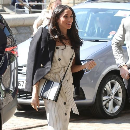Meghan Markle And Prince Harry Start Their Work With The