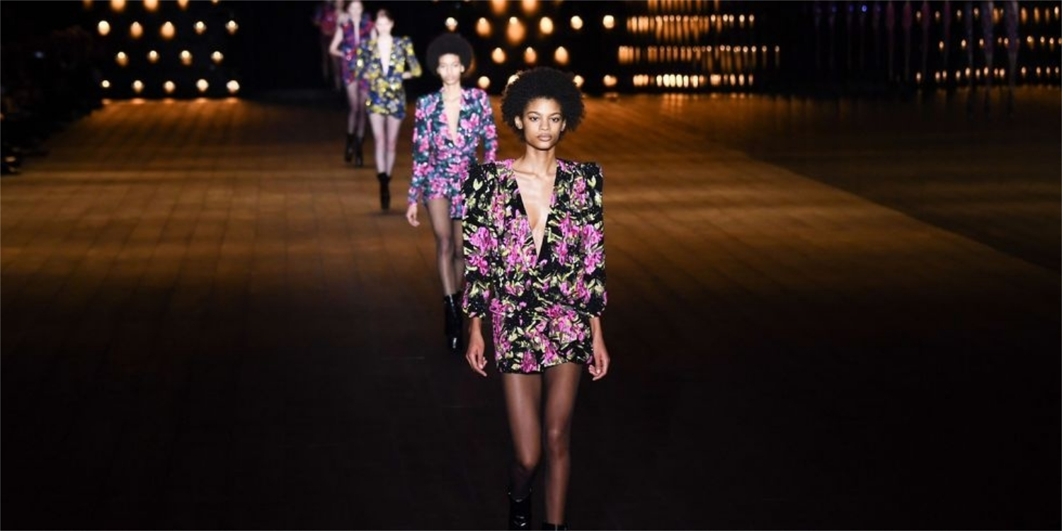 Saint Laurent Is Reportedly Bringing Its Next Runway Show To New York