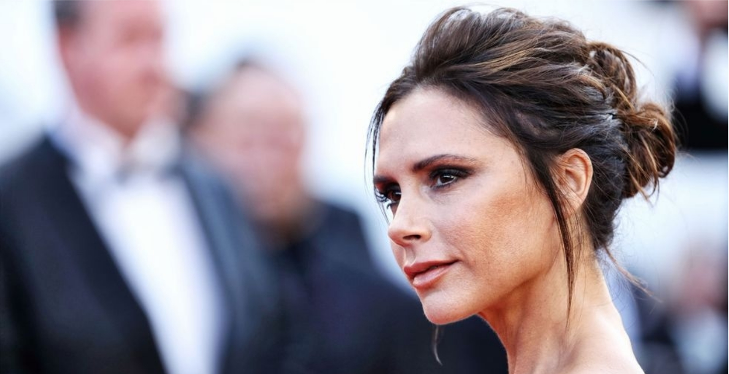 Victoria Beckham has Designed a Limited-Edition Spice Girls T-Shirt