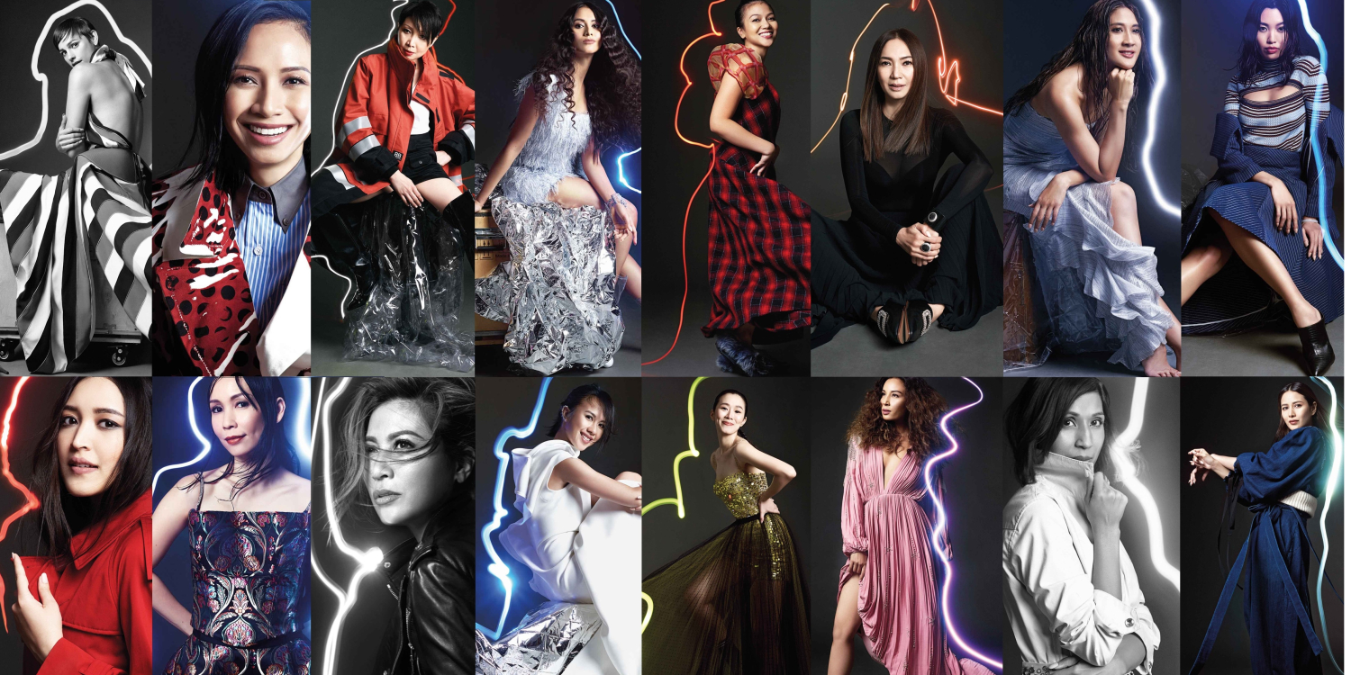 Introducing 15 Years of Malaysia's Most Stylish Women