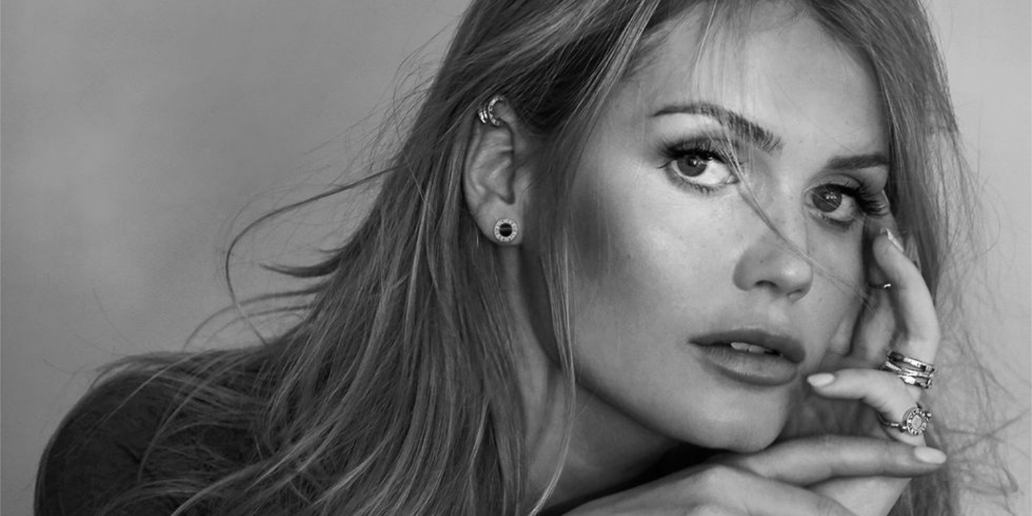 Lady Kitty Spencer Has Been Hired as Bulgari's New Ambassador