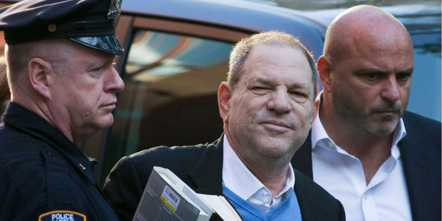 Harvey Weinstein Surrenders to New York Police to Face Rape Charge