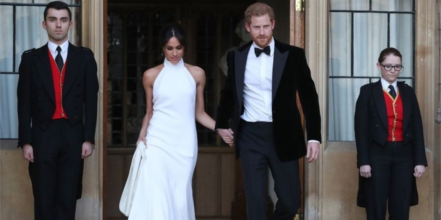 Everything You Need to Know About Meghan Markle's Emotional Reception Speech