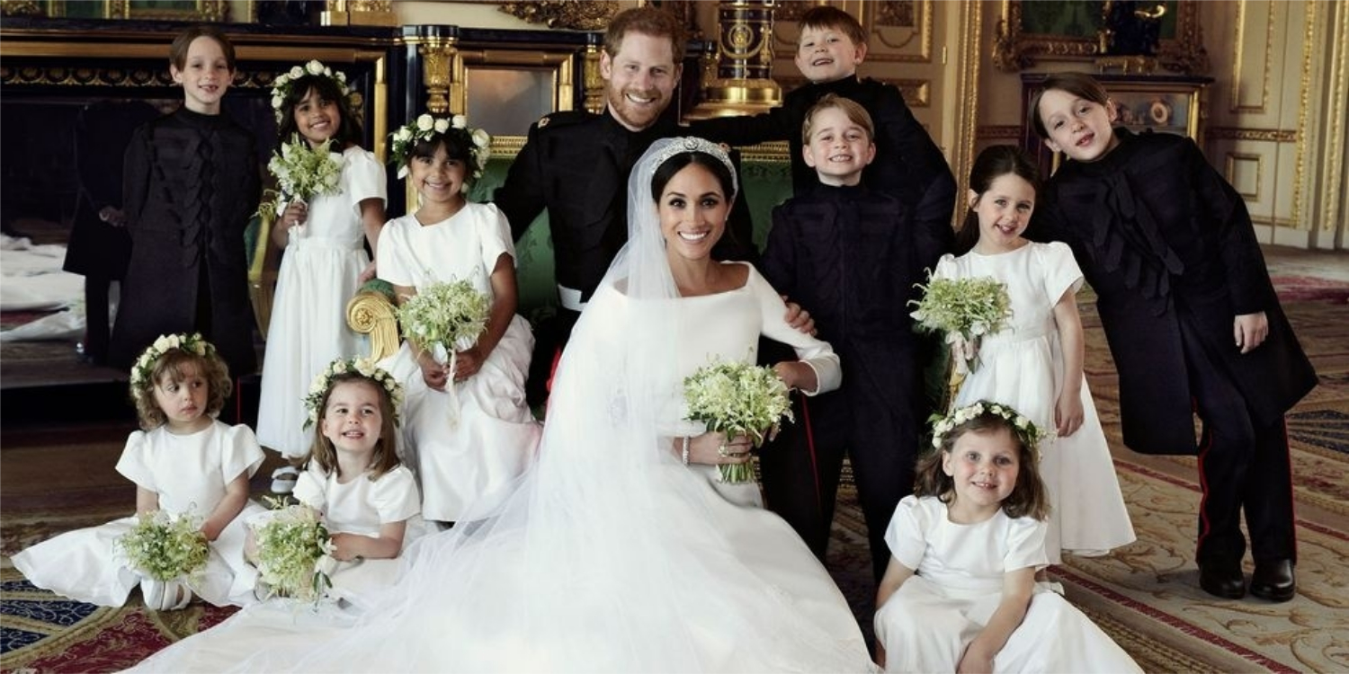 The Secret Way Prince Harry & Meghan Markle Honored Princess Diana in Their Wedding Photos
