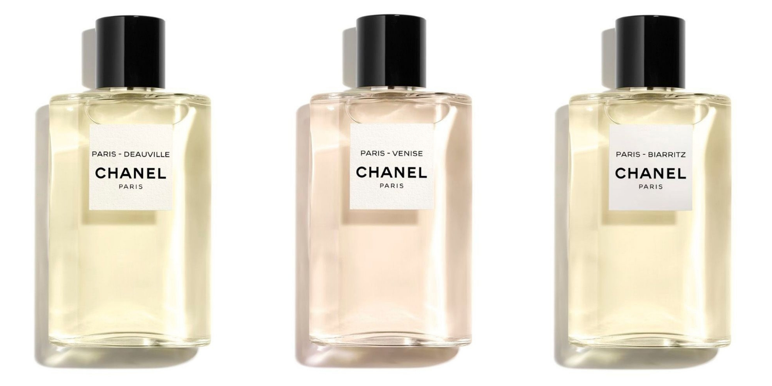 Chanel Just Launched Three Unisex Fragrances That Will Change The Way You Think About Chanel Perfume