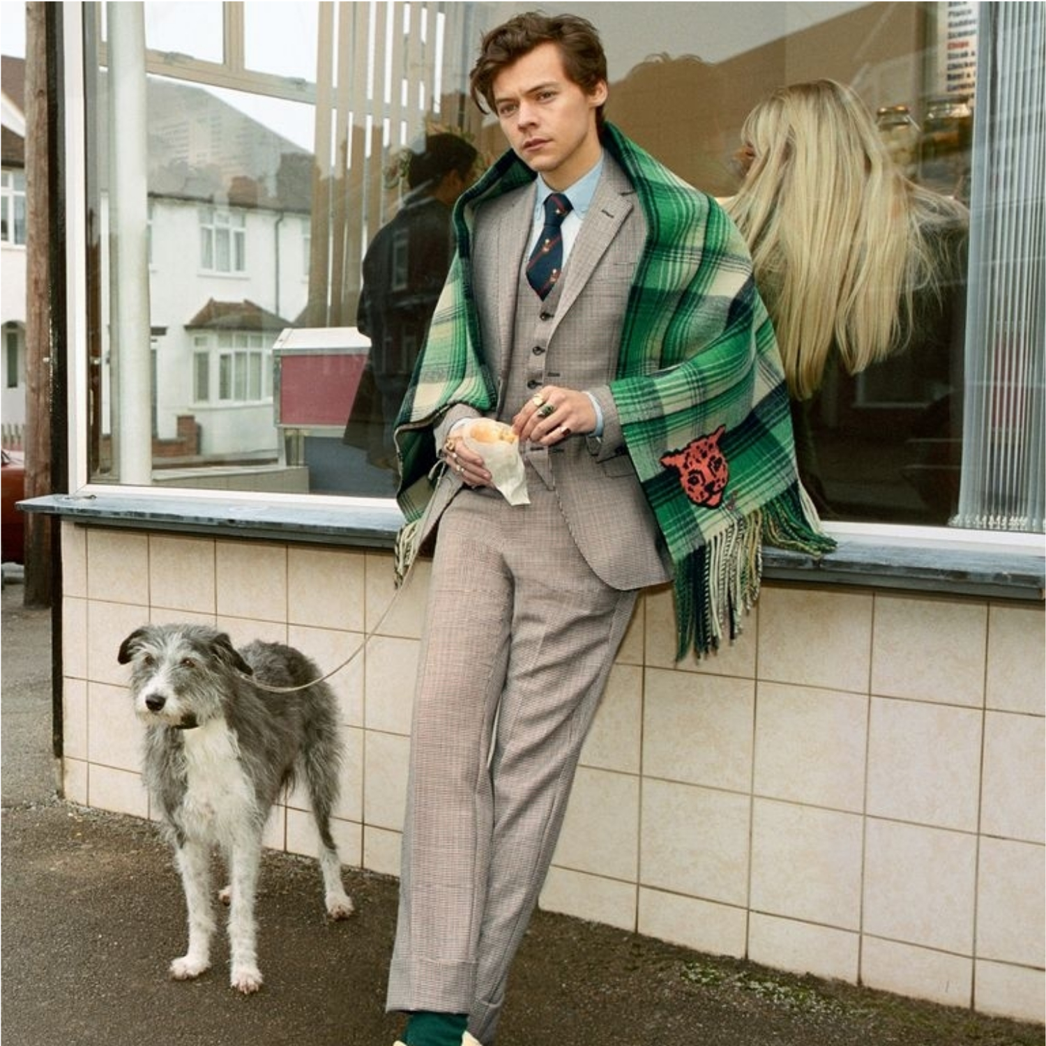 77de07e8d The Harry Styles Gucci Campaign We've All Been Waiting For Is Finally Here  - Harper's Bazaar Malaysia