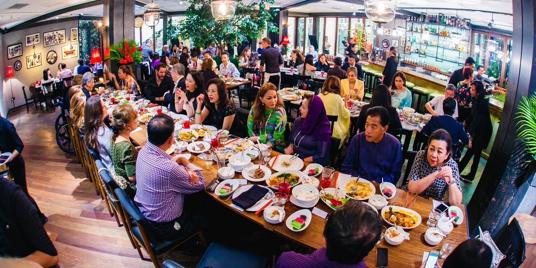 Dato' Seri Dr Farah Khan hosts Buka Puasa at Mama San Kuala Lumpur