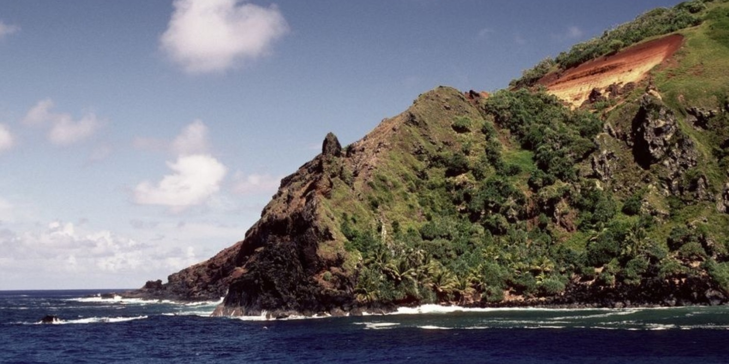 You Can Now Stay In An Airbnb on One of The World's Most Remote Islands