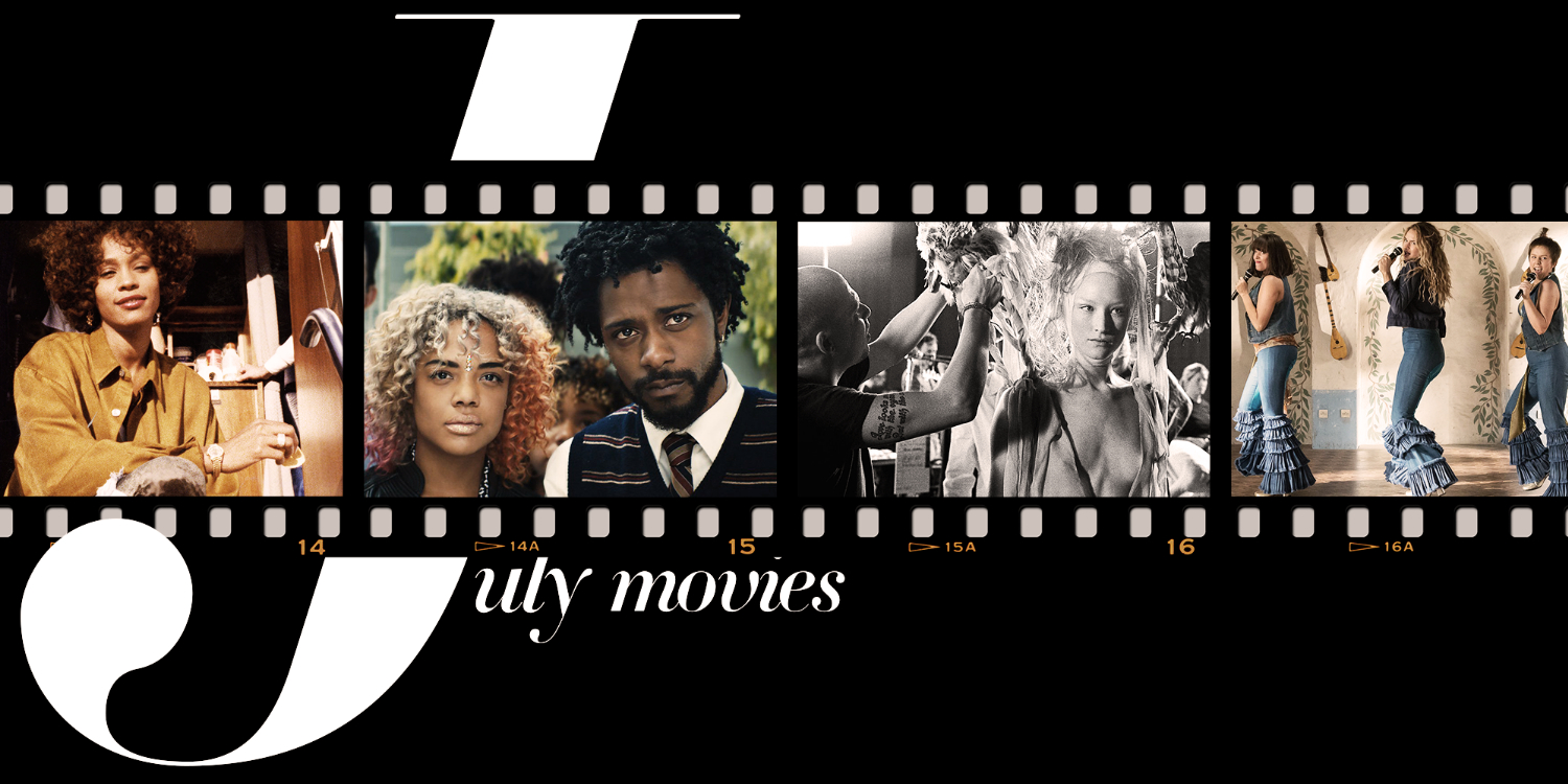 16 New Movies You Must See in Theaters in July