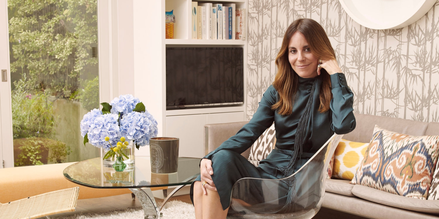 A Fashionable Life: Alison Loehnis' House Of Dreams