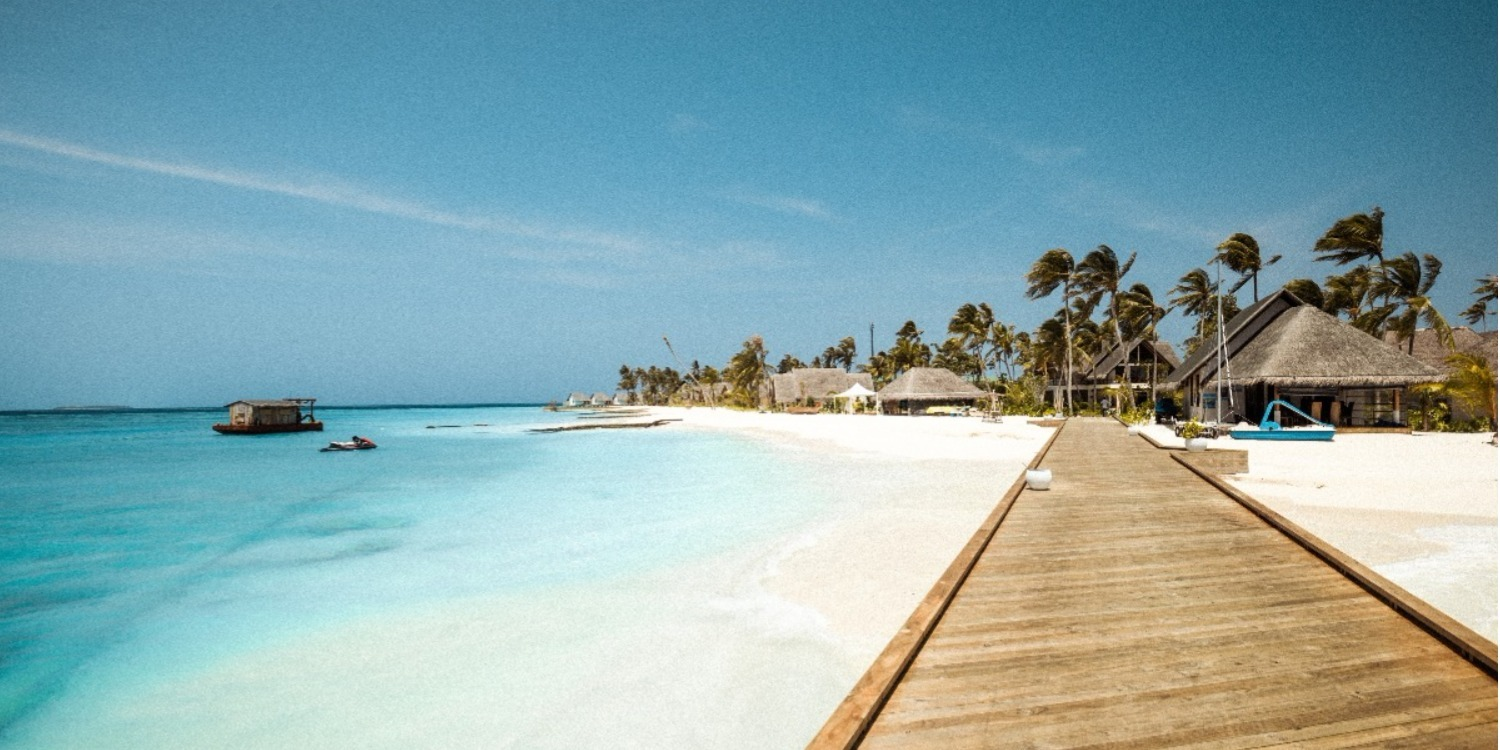 Just Got Back From… Fushifaru, Maldives