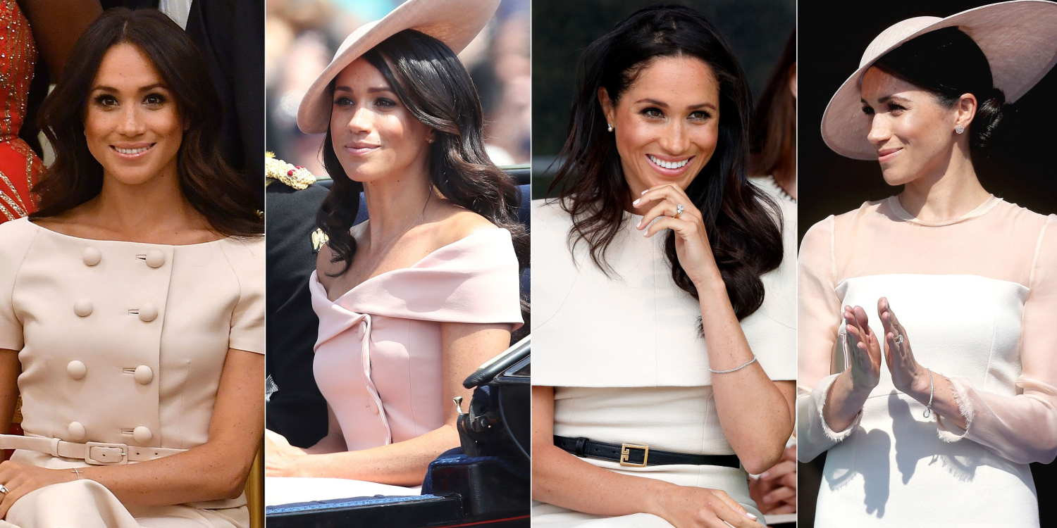The Unexpected Style Trend That Meghan Has Adopted Since Becoming A Royal