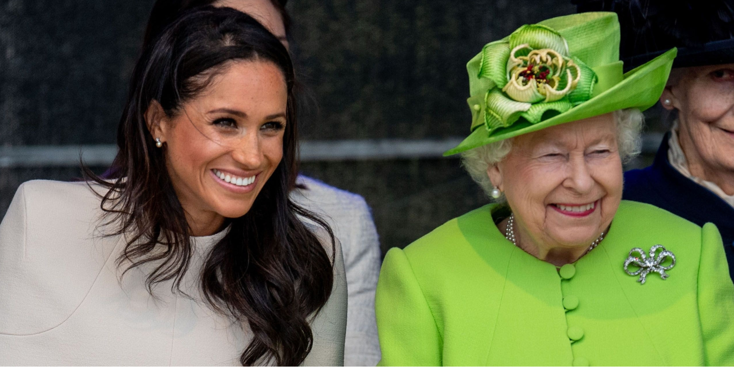 Meghan Markle Will Take Over One of Queen Elizabeth's Royal Duties