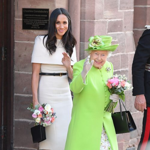 Meghan Markle Will Take Over One Of Queen Elizabeth's