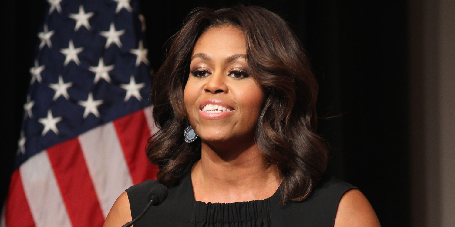 Michelle Obama Shares The Most Important Piece Of Parenting Advice That She Follows