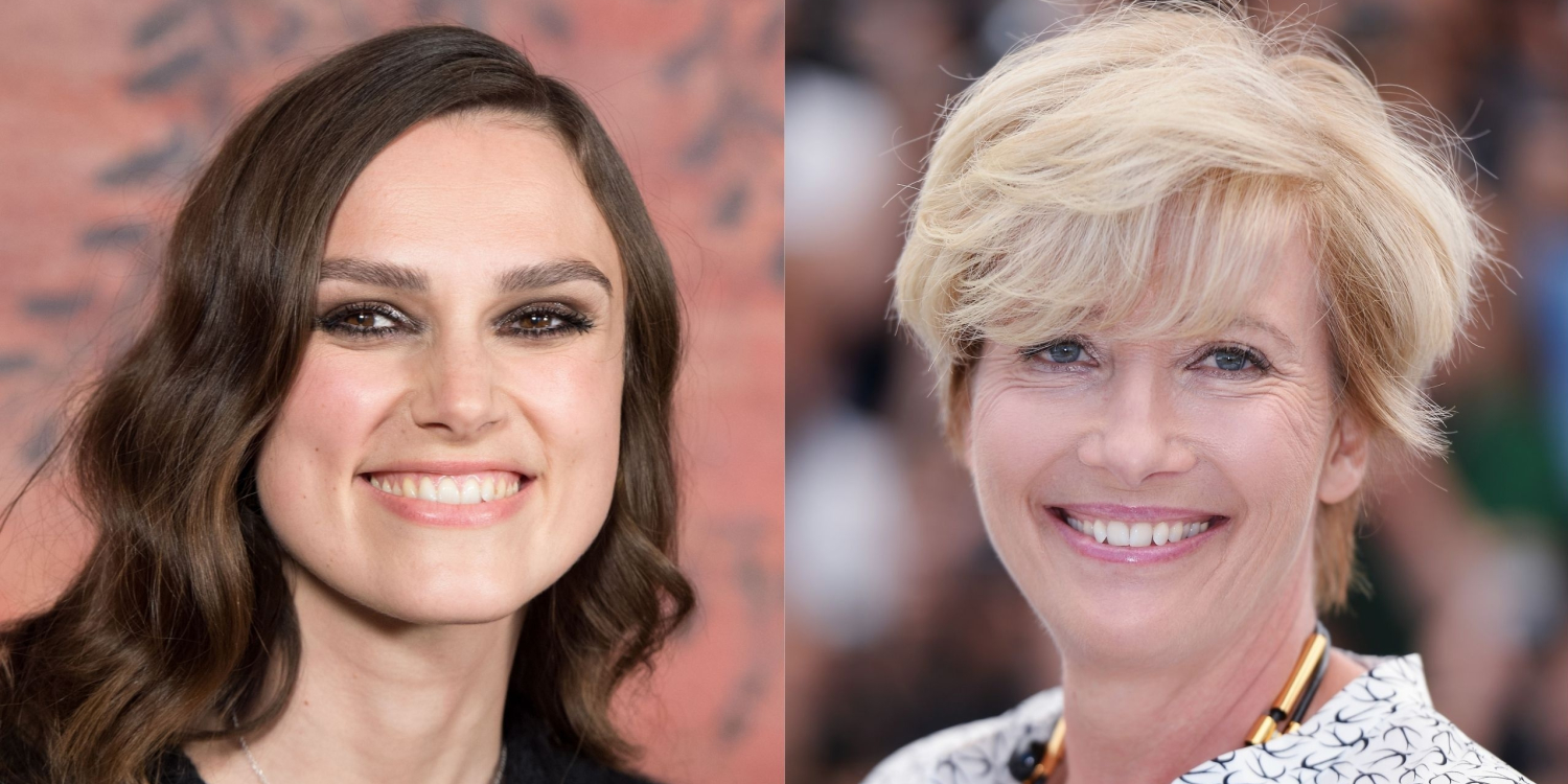 Queen's Birthday Honours List: Emma Thompson and Keira Knightley Among Increasing Number of Women Recognised