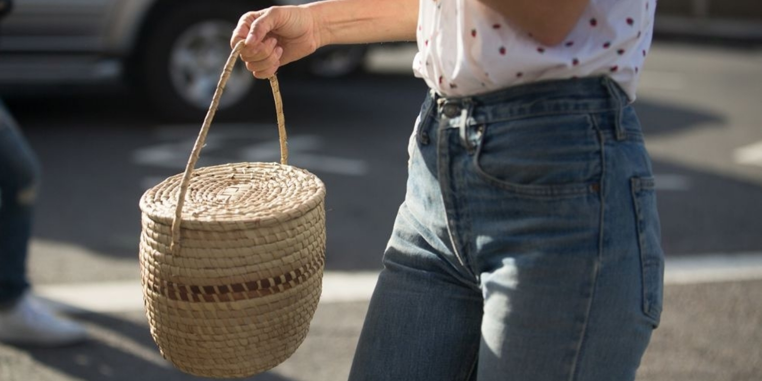 10 Chic Straw Bags For The Beach And Beyond
