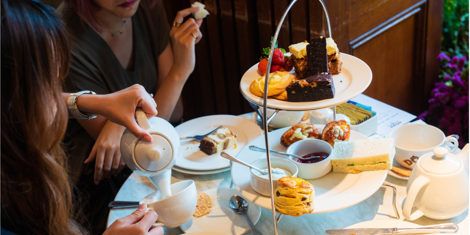 5 Best Places for High Tea in Kuala Lumpur
